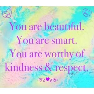 💕YOU ARE BEAUTIFUL💕